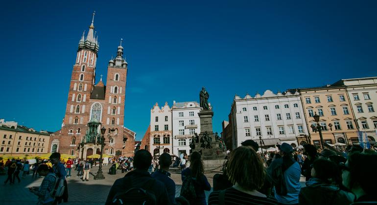 Krakow Old Town Free Walking Tour Poland — #15