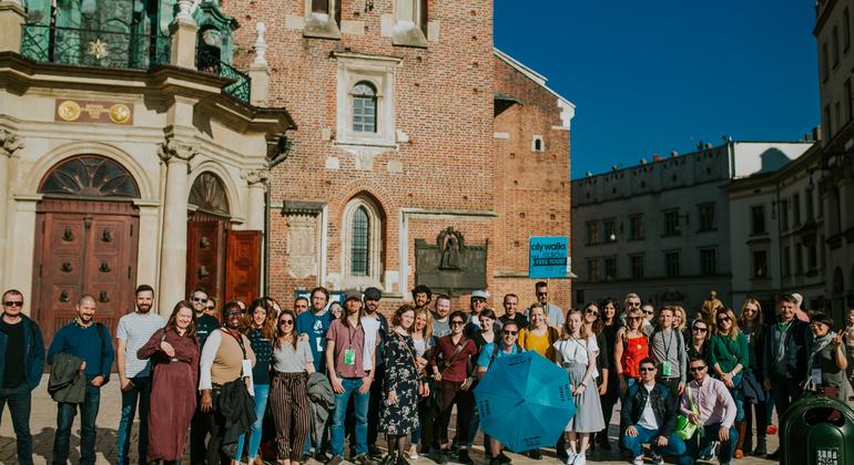 Krakow Old Town Free Walking Tour Poland — #16