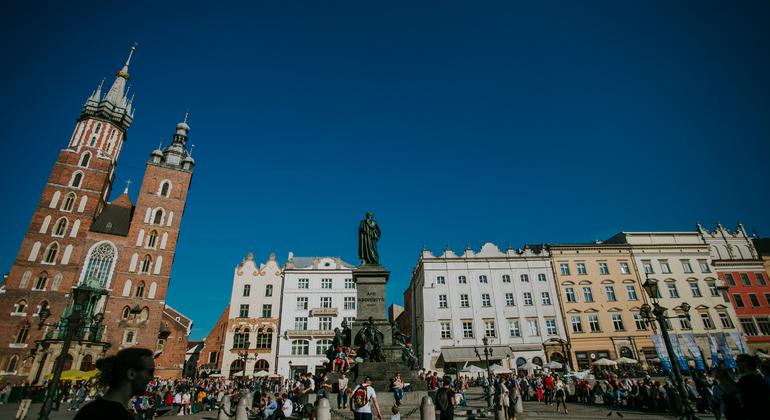 Krakow Old Town Free Walking Tour Poland — #17