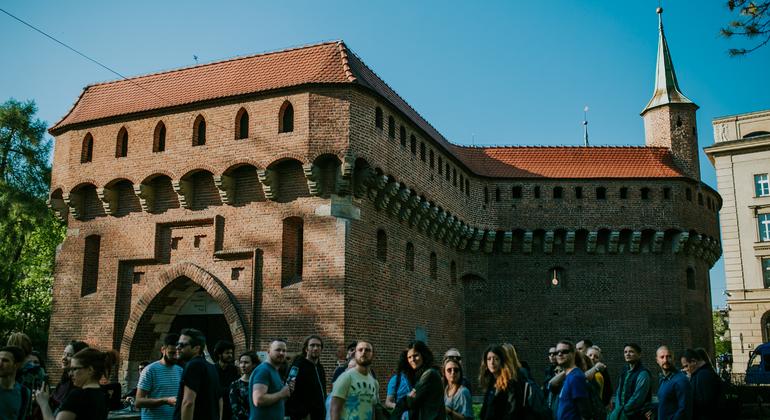 Krakow Old Town Free Walking Tour Poland — #18