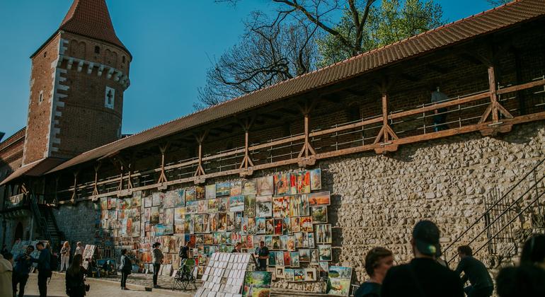 Krakow Old Town Free Walking Tour Poland — #19