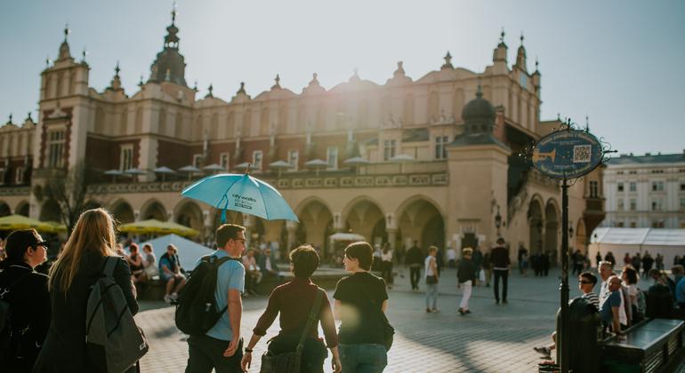 Krakow Old Town Free Walking Tour Poland — #23