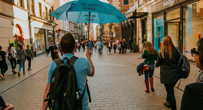 Krakow Old Town Free Walking Tour Poland — #24