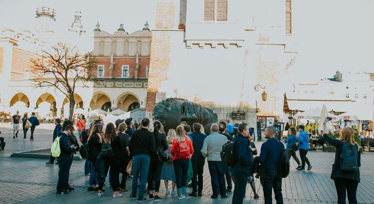 Krakow Old Town Free Walking Tour Poland — #12