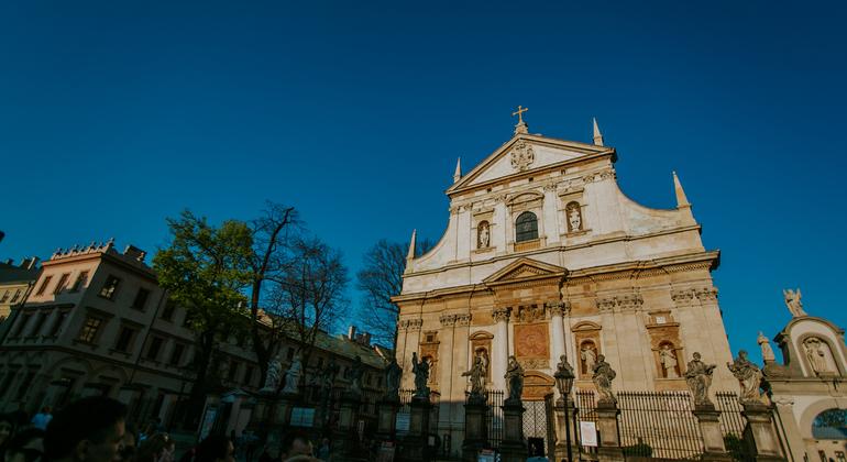 Krakow Old Town Free Walking Tour Poland — #10