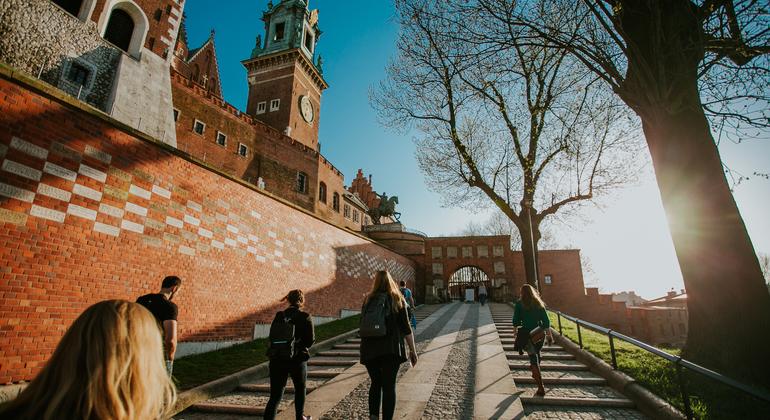 Krakow Old Town Free Walking Tour Poland — #11
