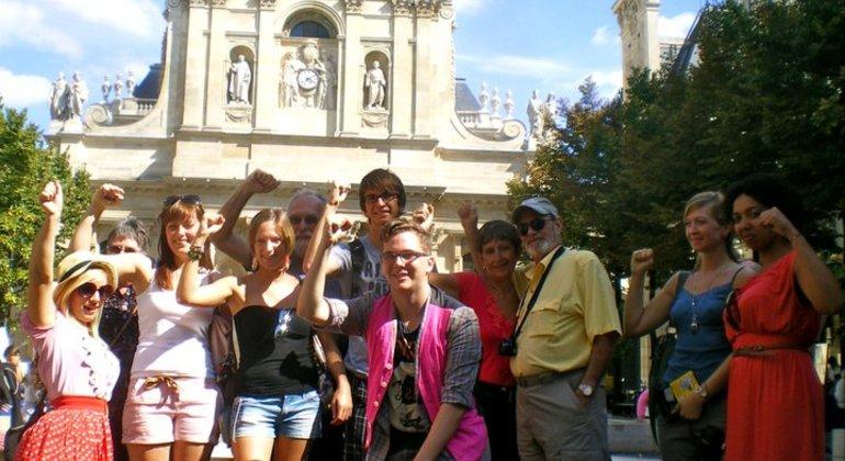 Free Tour: Orilla Izquierda en el Barrio Latino Operado por Discover Walks - do more