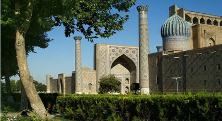 Samarkand Private Day Tour Provided by Shodiyor