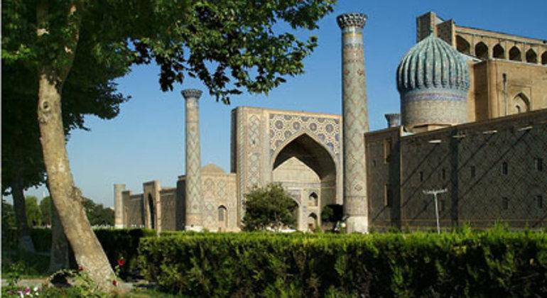 Samarkand Private Day Tour Uzbekistan — #1