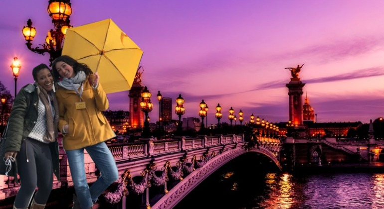 Paris Illuminated - Walking Tour Provided by BeTogether Tours