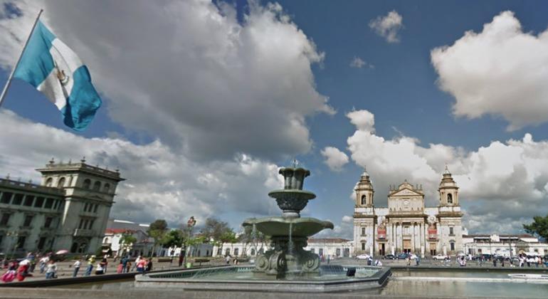 Tour gratis a pie por la ciudad de Guatemala Guatemala — #1