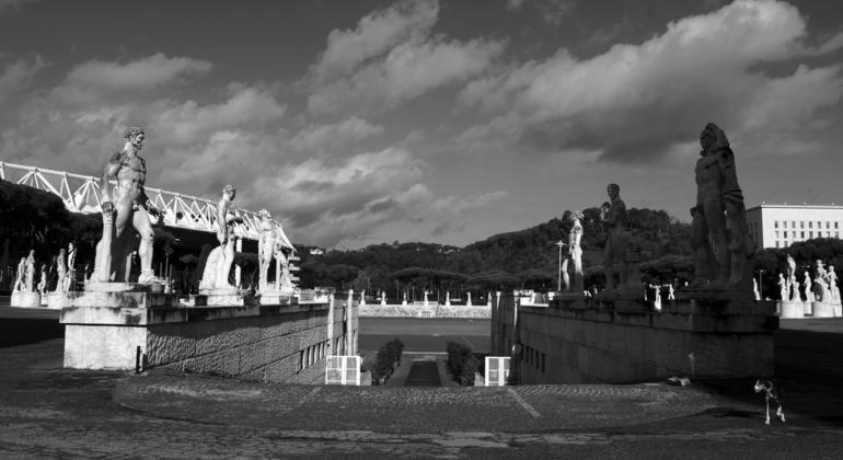 Gratis: Deporte e Arquitectura Contemporanea en Roma Operado por MERCEDES