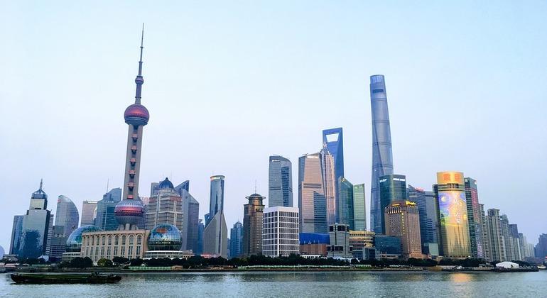 Shanghai Full-day Tour Provided by Guillaume BERNARD