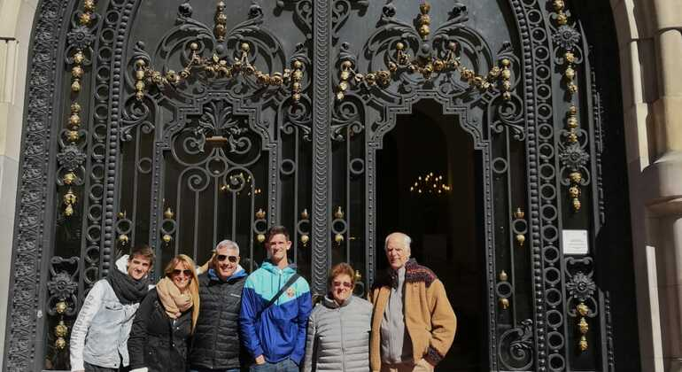 Free Tour The Other Side of Madrid - Los Borbones Spain — #17