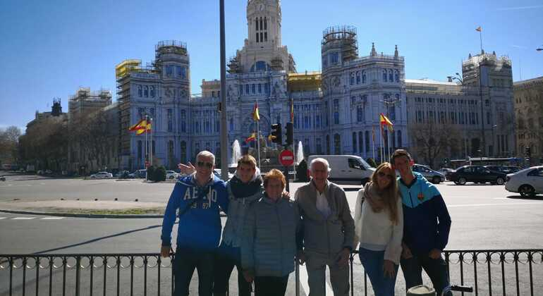 Free Tour The Other Side of Madrid - Los Borbones Spain — #18