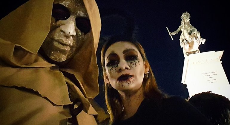 Free Tour Madrid Haunted - Ghosts and Mysteries Provided by Xtreme Tours Madrid