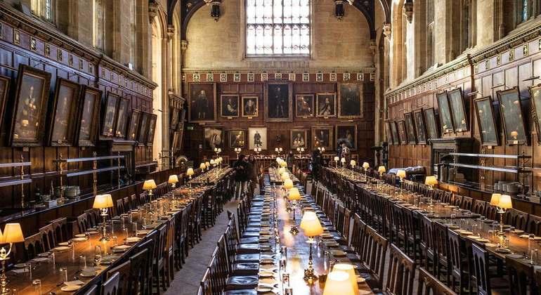 Tour Privado Harry Potter en Oxford en Español Operado por Te lo cuento de camino