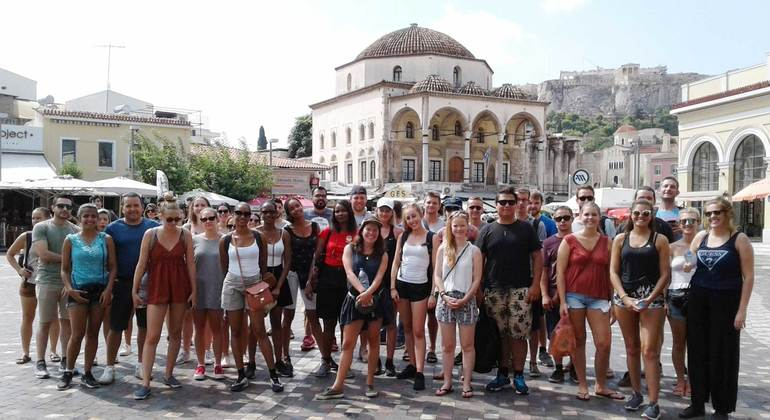 New Athens Free Tour Greece — #27
