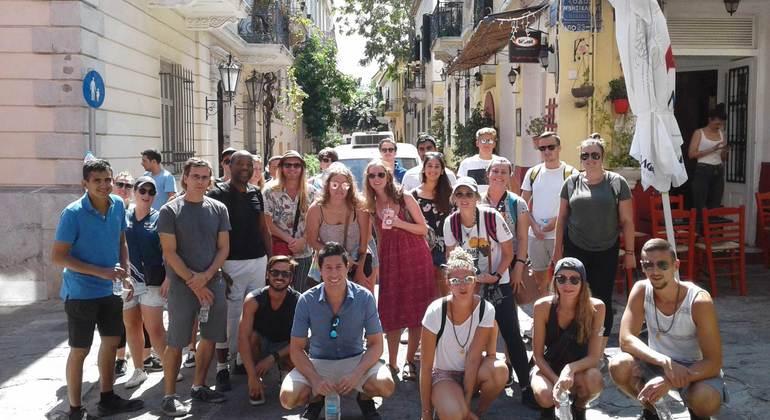 New Athens Free Tour Greece — #29