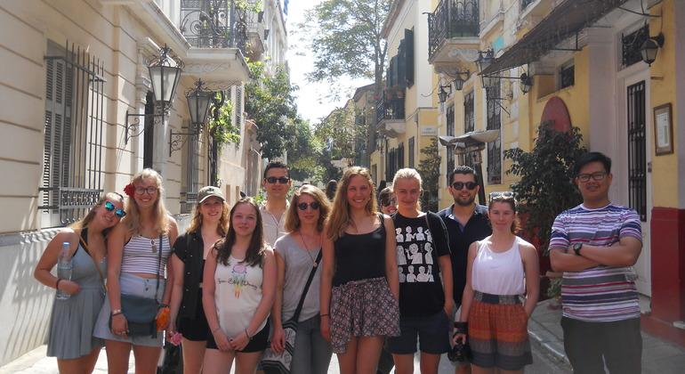 New Athens Free Tour Greece — #10