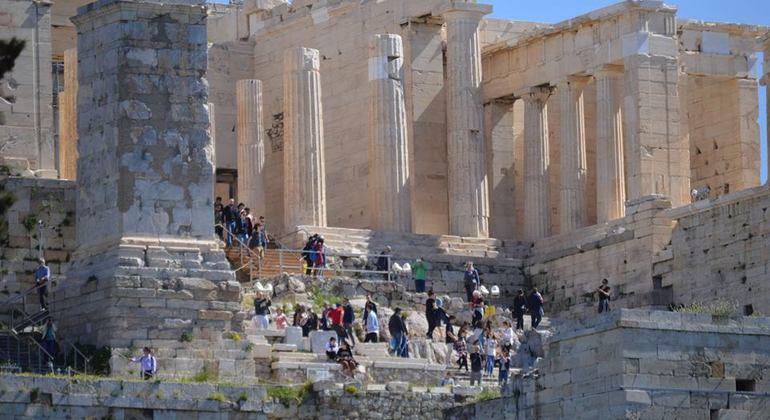 New Athens Free Tour Greece — #21