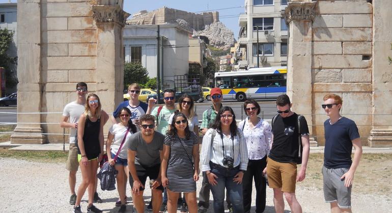 New Athens Free Tour Greece — #18