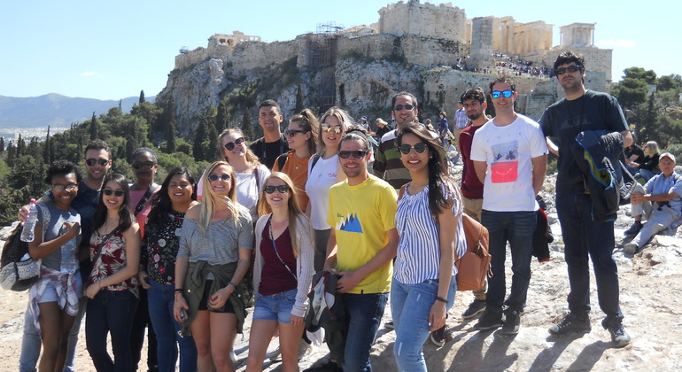 New Athens Free Tour Provided by New Athens free tour