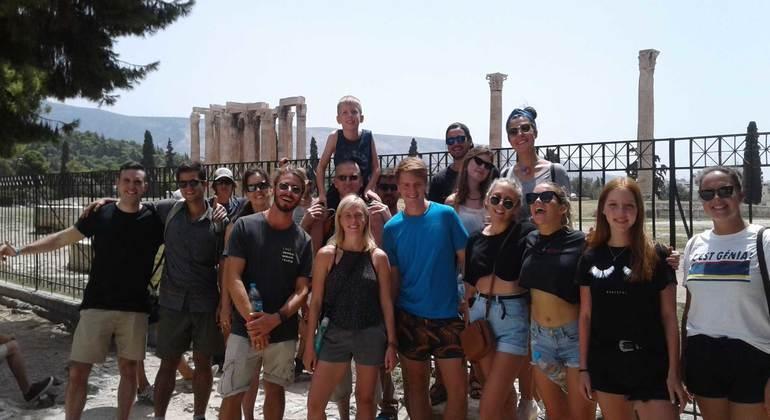 New Athens Free Tour Greece — #28