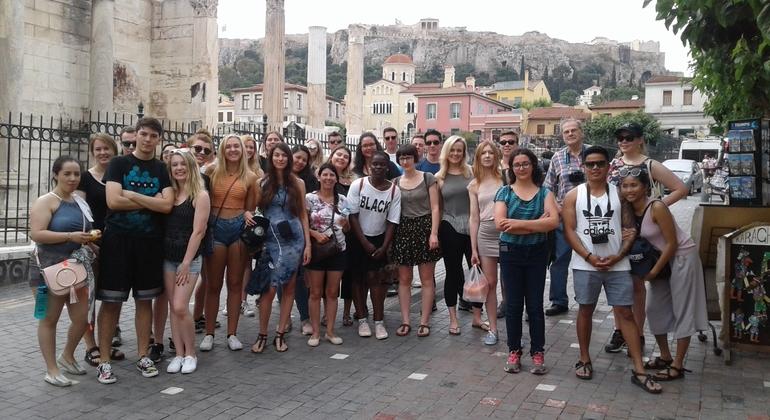 New Athens Free Tour Greece — #12