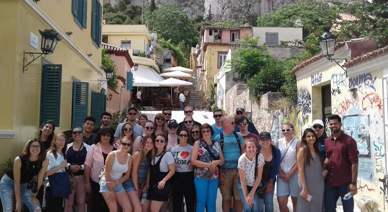 New Athens Free Tour Greece — #30