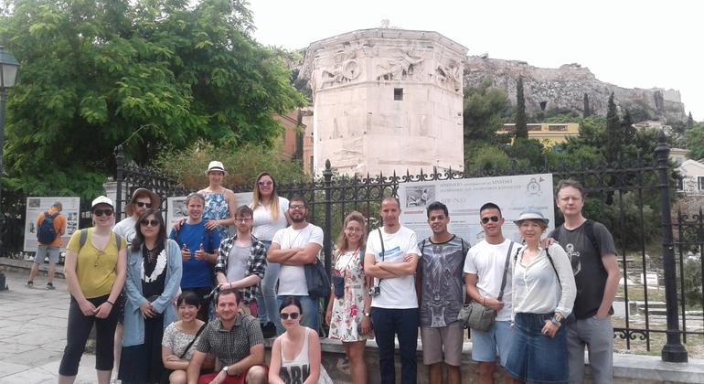 New Athens Free Tour Greece — #25