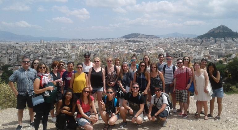 New Athens Free Tour Greece — #26