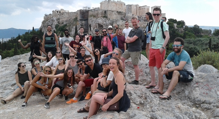 New Athens Free Tour Greece — #8