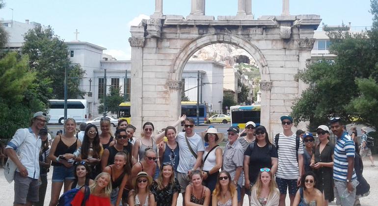 New Athens Free Tour Greece — #32
