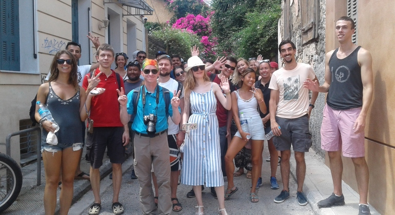 New Athens Free Tour Greece — #19