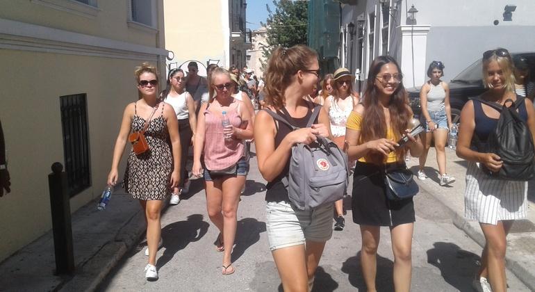 New Athens Free Tour Greece — #33