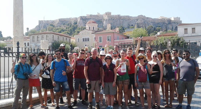New Athens Free Tour Greece — #36