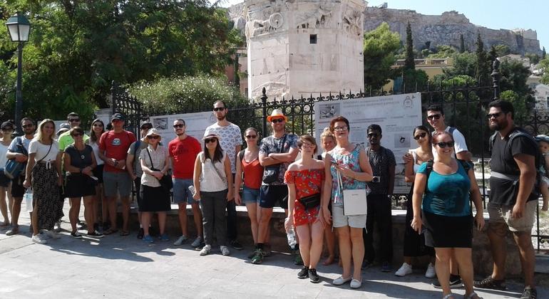 New Athens Free Tour Greece — #14