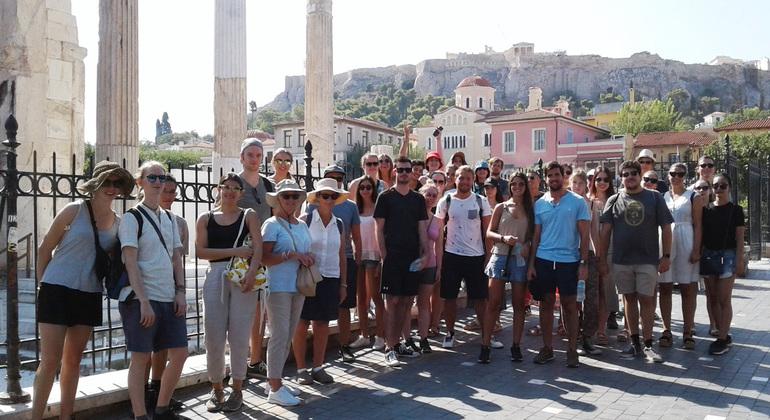 New Athens Free Tour Greece — #37