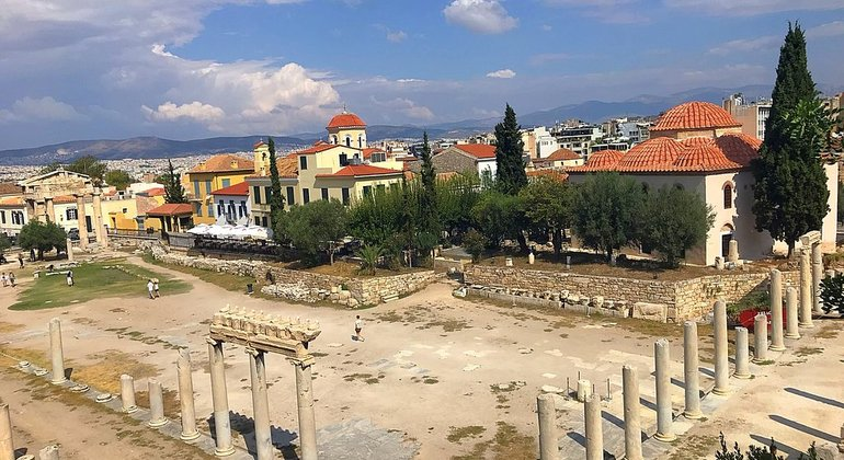 New Athens Free Tour Greece — #4