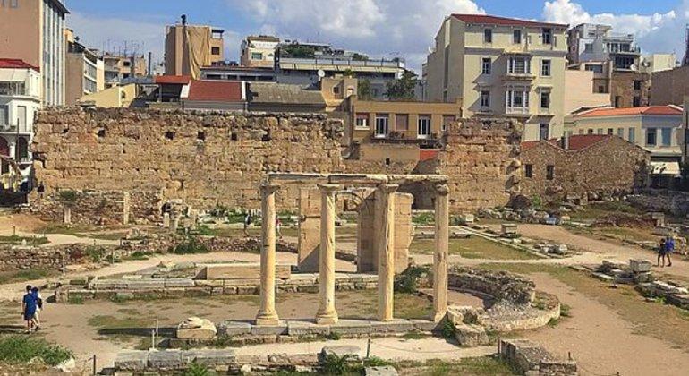 New Athens Free Tour Greece — #11