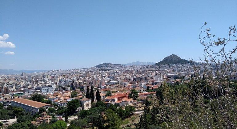 New Athens Free Tour Greece — #38