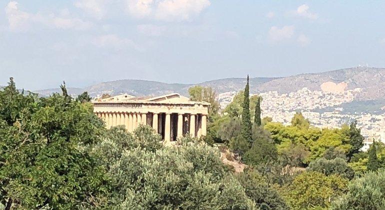 New Athens Free Tour Greece — #22