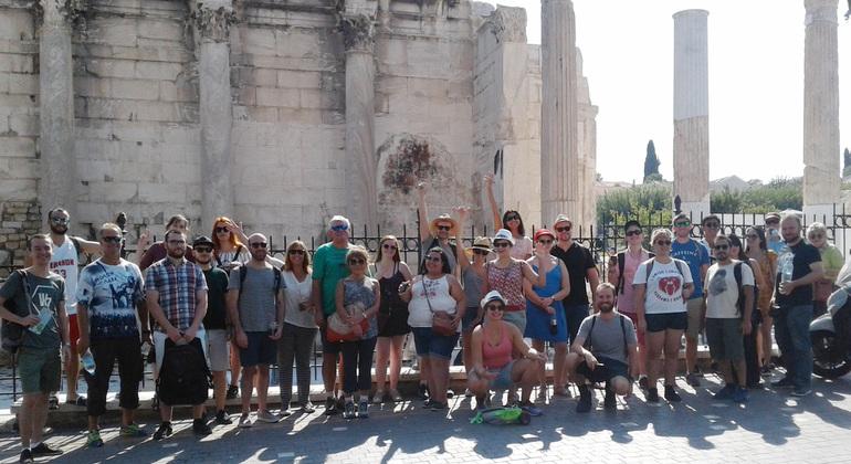 New Athens Free Tour Greece — #39