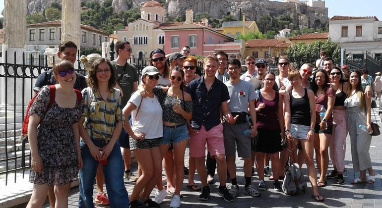 New Athens Free Tour Greece — #40