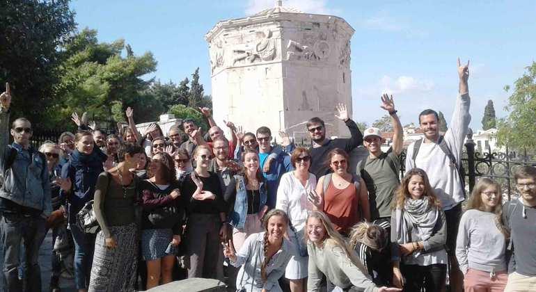 New Athens Free Tour Greece — #41