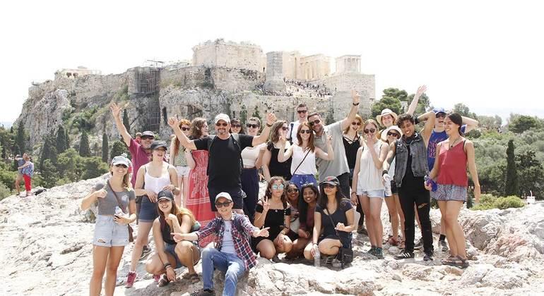 New Athens Free Tour Greece — #42