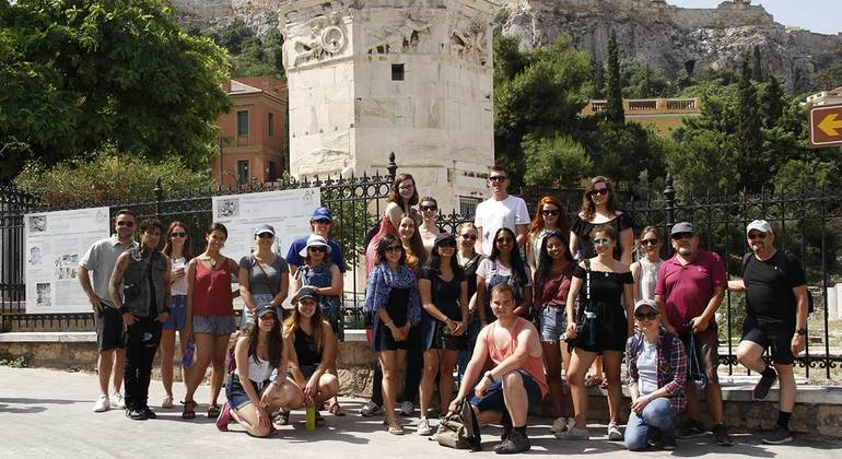 New Athens Free Tour Greece — #35