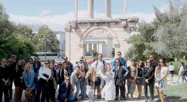 New Athens Free Tour Greece — #43
