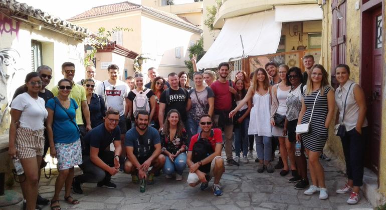 New Athens Free Tour Greece — #45